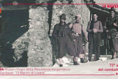 Celebrazione 73° anniversario del combattimento di Malga Lunga