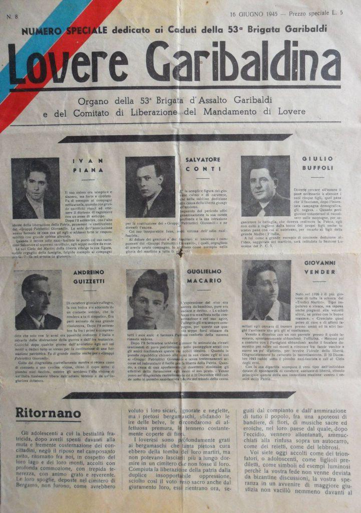 Lovere Garibaldina